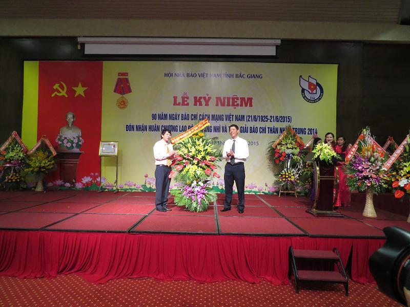 Kỷ niệm 90 năm Ngày Báo chí cách mạng Việt Nam